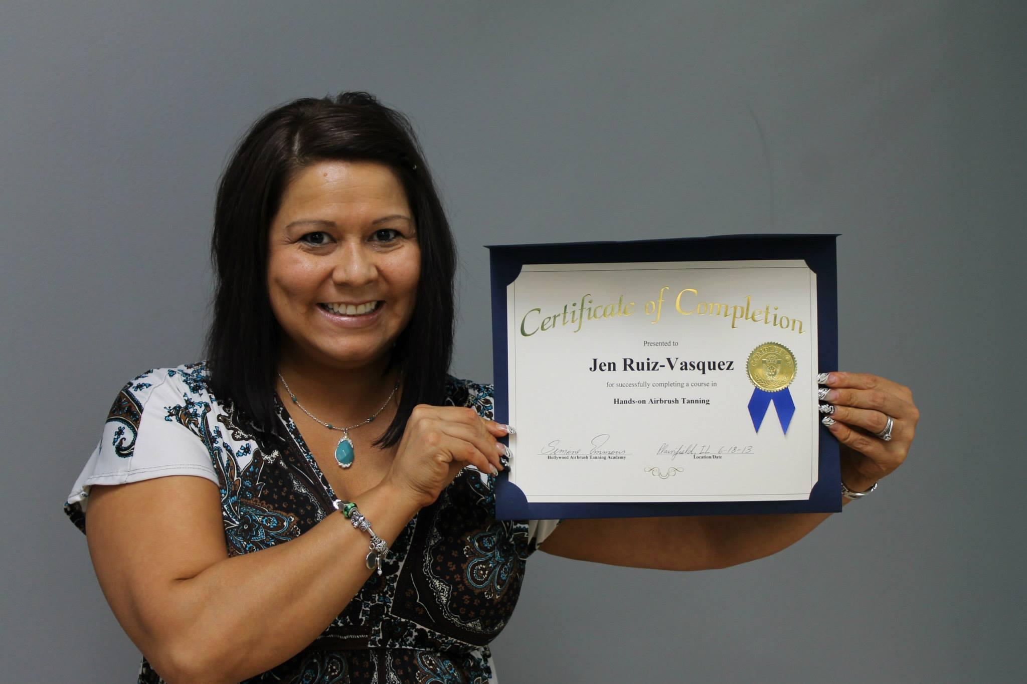 Jennifer Ruiz - Crown Point, Indiana