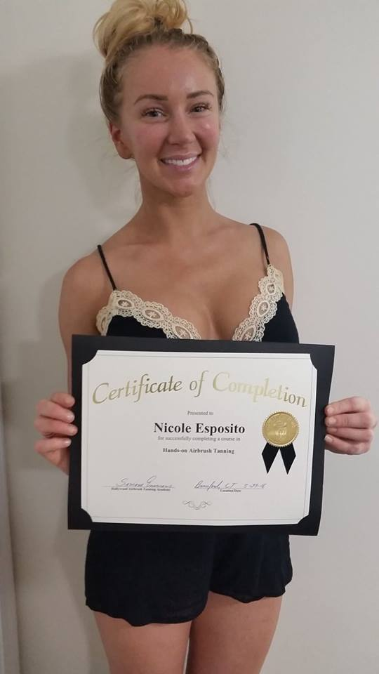 Nicole Esposito - East Haven, Connecticut