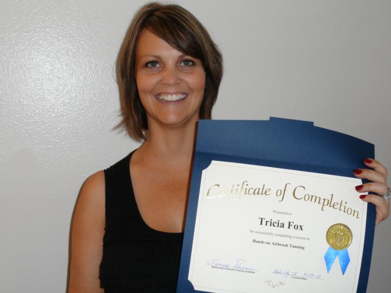 Tricia Fox - Riverside, California