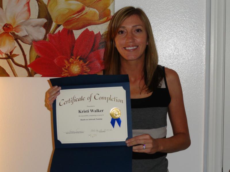 Kristi Walker from Agoura Hills, California