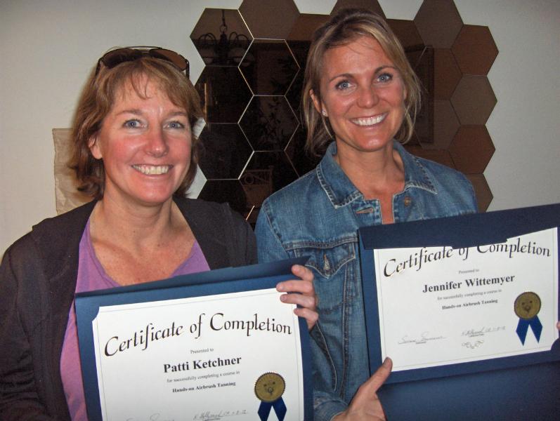 Patti Ketchner & Jennifer Wittemyer - Boulder, Colorado